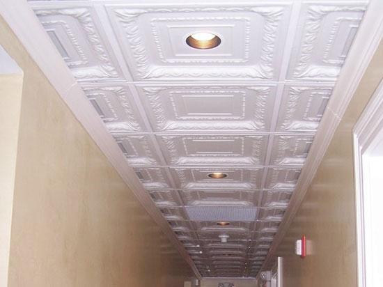 Peterson's Perfect Squares – Aluminum Ceiling Tile – 24″x24″ – #2422