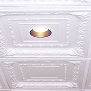 """Peterson's Perfect Squares - Aluminum Ceiling Tile - 24""""x24"""" - #2422"""