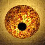 Princess Victoria - Aluminum Ceiling Tile - #0604