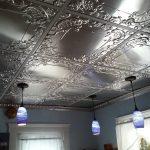 Queen Anne Lace - Aluminum Ceiling Tile - #2406