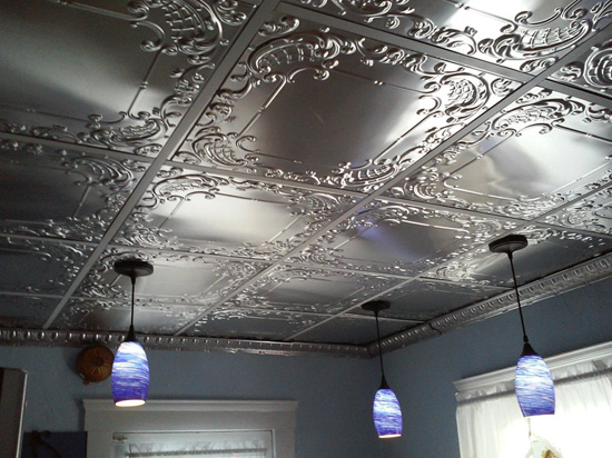 Lovely 12 Inch Floor Tiles Big 12X12 Ceramic Tiles Clean 12X24 Ceiling Tile 2 By 4 Ceiling Tiles Young 2X2 Ceramic Tile Brown2X4 Tile Backsplash Queen Anne Lace \u2013 Aluminum Ceiling Tile \u2013 #2406 \u2013 DCT Gallery