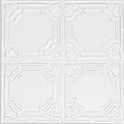 Stained Glass – Aluminum Ceiling Tile – #1207