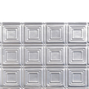 Times Square - Aluminum Backsplash Tile - #0601