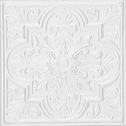 "Tuscan Glory - Aluminum Ceiling Tile - 24""x24"" - #2438"