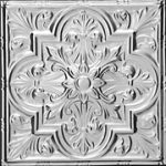 "Tuscan Glory Medallion - Aluminum - 24""x24"" - #2438"
