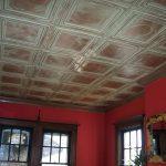 "Union Square - Aluminum Ceiling Tile - 24""x24"" - #2429"