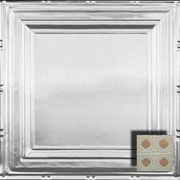 "Union Square - Aluminum Ceiling Tile - 24""x24"" - #2429"
