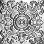 """Al Fresco - Tin Ceiling Tile - 24""""x24"""" - #2414"""