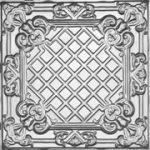 """Casa Milano - Aluminum Ceiling Tile - 24""""x24"""" - #2412"""
