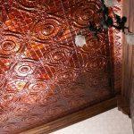 English Garden - Aluminium Ceiling Tile - #2409