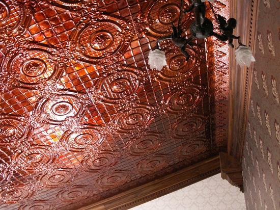 English Garden – Aluminium Ceiling Tile – #2409