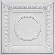 """Faux Tin Ceiling Tile - Drop In - 24"""" x 24"""" - #275"""