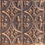 Queen Victoria - Copper Ceiling Tile - #1204