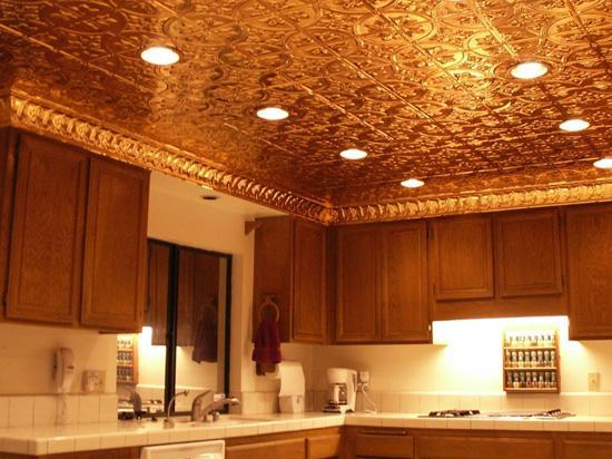 Queen Victoria – Copper Ceiling Tile – #1204