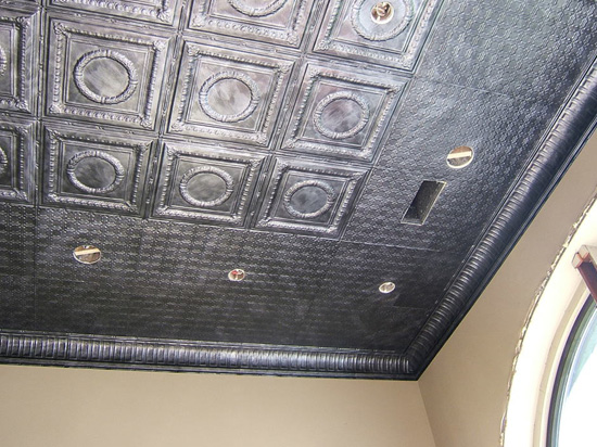 Romanesque – Aluminum Ceiling Tile – #2407
