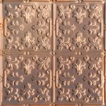 """Venetian Holiday - Copper Ceiling Tile - 24""""x24"""" - #1206"""