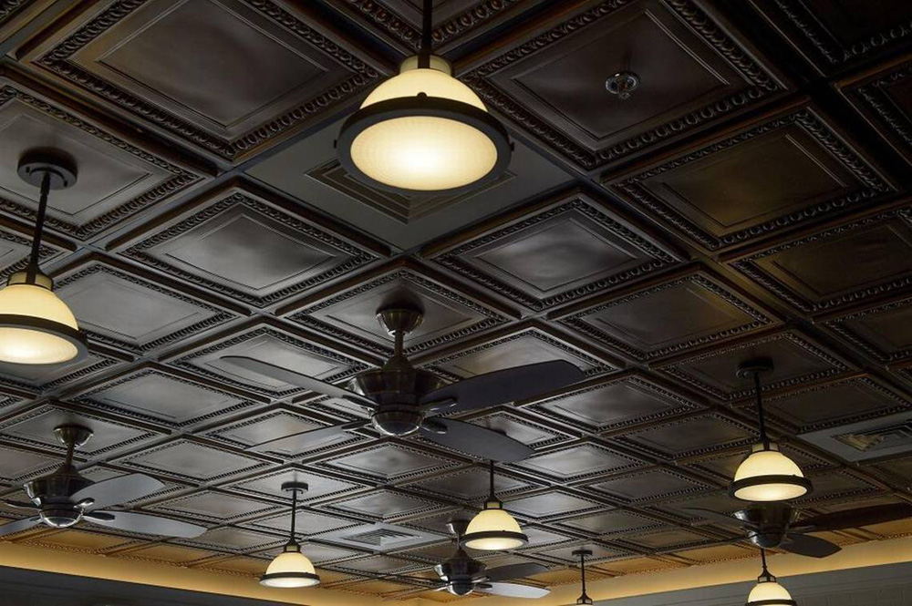 Restaurant Ceiling Tile Ideas Photos DecorativeCeilingTilesnet - Best place to buy ceiling tiles