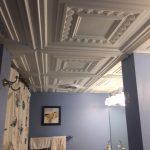 """Shell Beach - Faux Tin Ceiling Tile - 24""""x24"""" - #249"""
