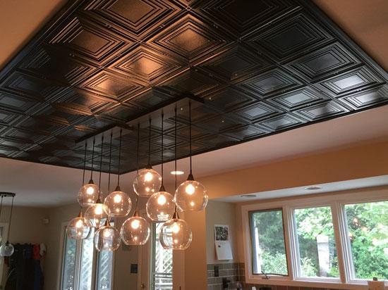 Portrait – MirroFlex – Ceiling Tiles Pack - Eccoflex Black