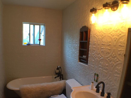 Residential Ceiling Tile   Bathroom   Idea Library