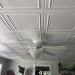 Line Art – Styrofoam Ceiling Tile – 20″x20″ – #R 24