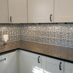 Princess Victoria - Aluminum Backsplash Tile - #0604 Mill Finish