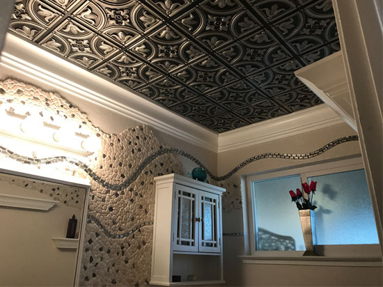 Beautiful 1 Ceramic Tile Small 12X12 Ceramic Tile Clean 2 X 4 White Subway Tile 20X20 Floor Tile Youthful 2X2 Acoustical Ceiling Tiles Fresh4 X 16 White Subway Tile Tiny Tulips \u2013 Faux Tin Ceiling Tile \u2013 Glue Up \u2013 24\u2033x24\u2033 \u2013 #148 ..