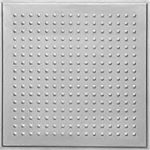 "Urban Flair - Aluminum Ceiling Tile - 24""x24"" - #2475"
