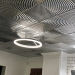 Revolution - MirroFlex - Ceiling Tiles Pack - Brushed Nickel