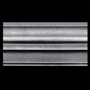 """DIY Foam Crown Molding - 4.5"""" Wide 95.5"""" Long - #CC 451 - Antique Silver"""