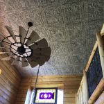 Faux Tin Ceiling Tile - 24 x 24 - #DCT 10
