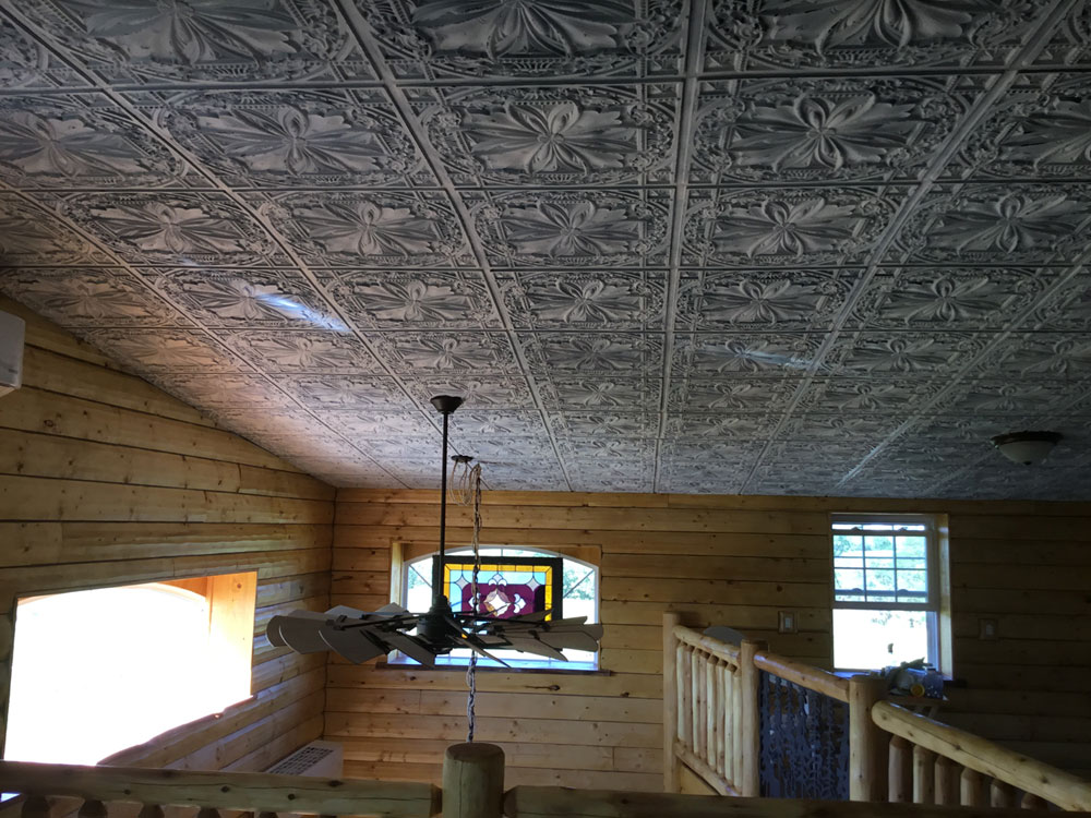 Faux Tin Ceiling Tile 24 X 24 Dct 10 Dct Gallery