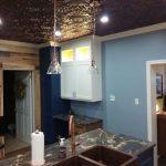 """Faux Tin Ceiling Tile - 24""""x24"""" - #DCT 50 - Rustic Copper"""