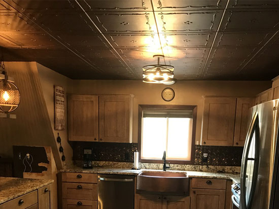 Perfect Residential Ceiling Tile   Kitchen   Idea Library