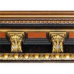 FAD Hand Painted Crown Molding - #CMF-017-2