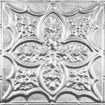 """Renaissance Faire - Aluminum Ceiling Tile - 24""""x24"""" - #2428 - Mill Finish"""