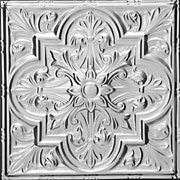 "Tuscan Glory - Aluminum Ceiling Tile - 24""x24"" - #2438 - Mill Finish"