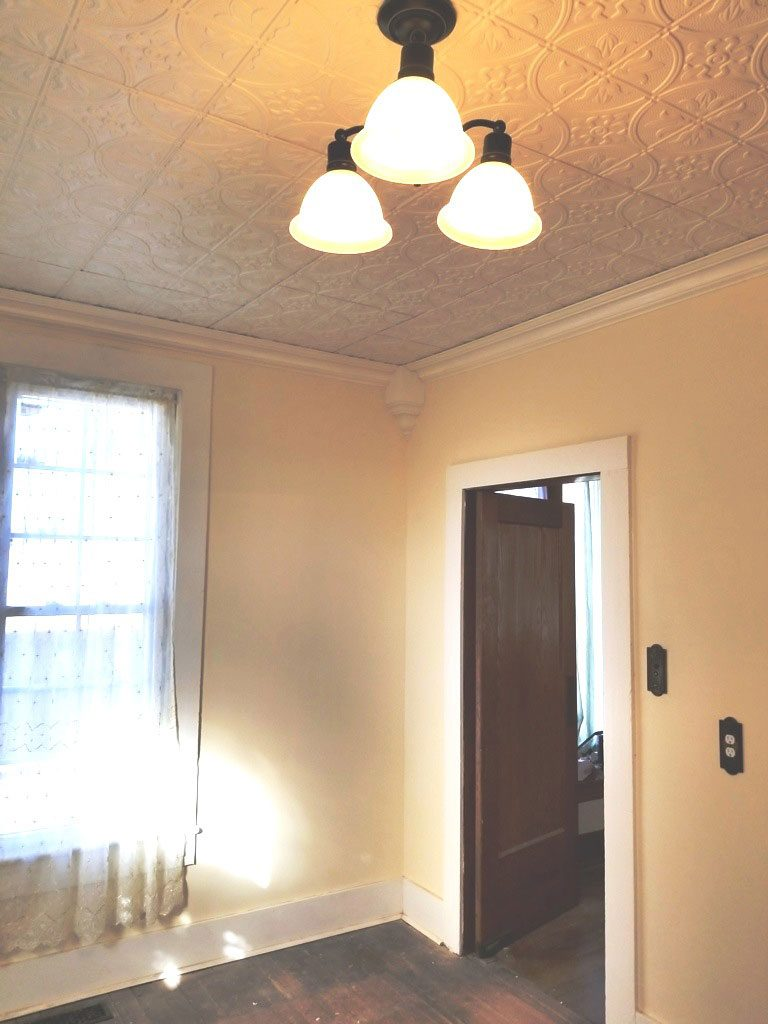 Gothic reims faux tin ceiling tile glue up 24x24 150 gothic reims faux tin ceiling tile 24x24 150 dailygadgetfo Images