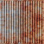 "Faux Tin Ceiling Tile - 24""x24"" - #261"