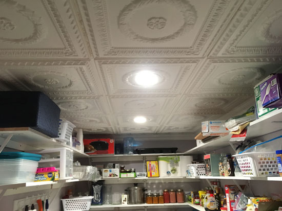 Residential Ceiling Tile   Kitchen   Idea Library