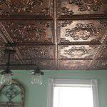 Faux Tin Ceiling Tile - 24 x 24 - #DCT 08