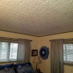 "Perceptions - Styrofoam Ceiling Tile - 20""x20"" - #R103"