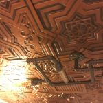 "Bollywood - Faux Tin Ceiling Tiles - Glue up - 24""x24"" - VC #03"