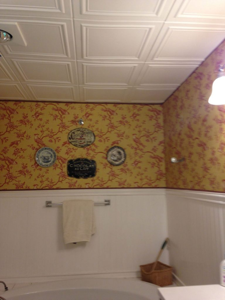 ceiling tiles bathroom bathroom dct gallery 12254