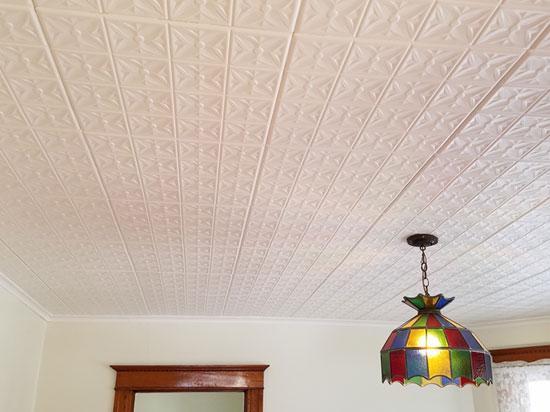 Styrofoam Ceiling Tile – 20″x20″ – #R111