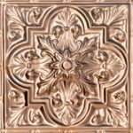 """Tuscan Glory - Copper Ceiling Tile - 24""""X24"""" - #2438"""
