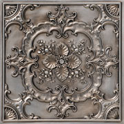"Faux Tin Ceiling Tile - 24""x24"" - #DCT 19"