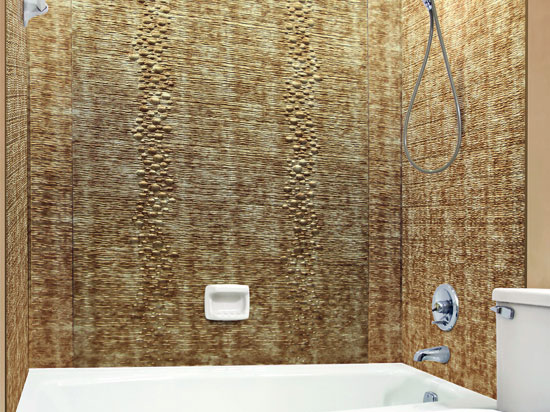 Cascade – MirroFlex – Tub And Shower Walls – DCT Gallery