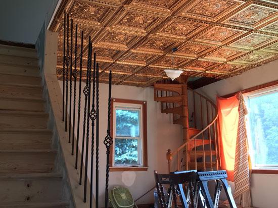 La Scala – Faux Tin Ceiling Tile – 24″x24″ – #223