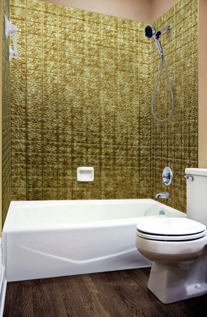 Savannah – Mirroflex – Tub And Shower Walls – DCT Gallery